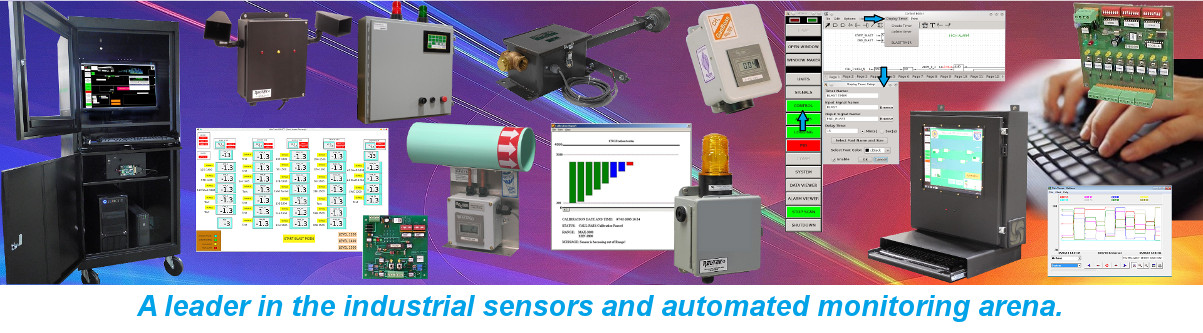 A leader in the industrial sensor and automated monitoring system
