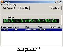 MagiKal Window