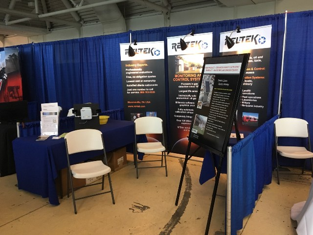 Rel-Tek Corporation's OHIO VALLEY OIL and Gas Expo Booth number 1 photo